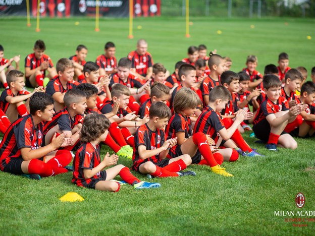 Milan Academy Junior Camp стартира в Панагюрище